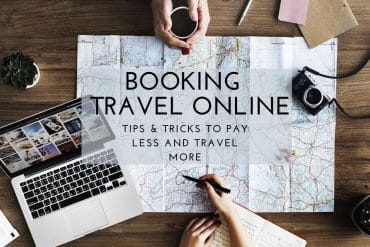 My Top Five Tips for Booking Travel Online
