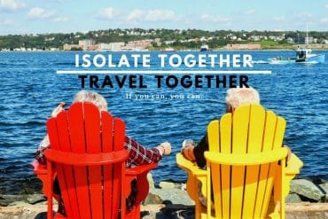 If you can Isolate Together, you can Travel Together