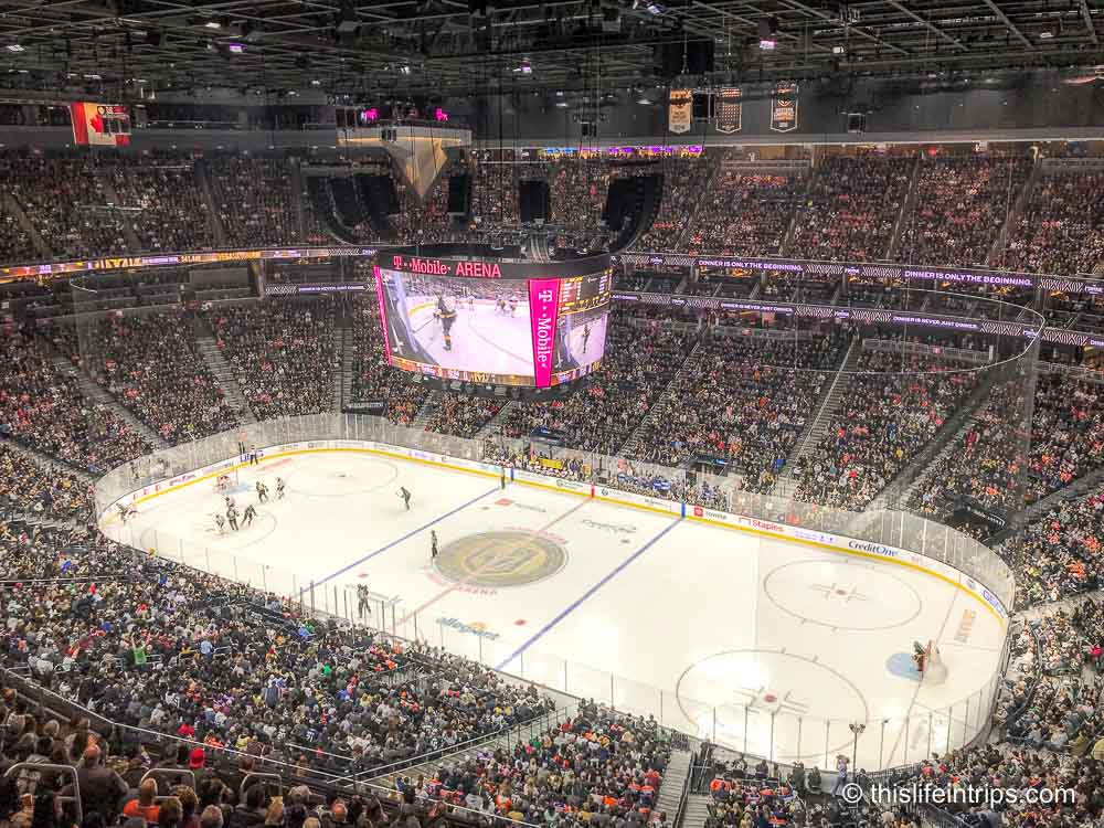 Going to a Golden Knights Hockey Game in Las Vegas? Read These Tips First.