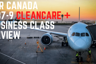 Review: Air Canada 787-9 Business Class | YVR – YYZ