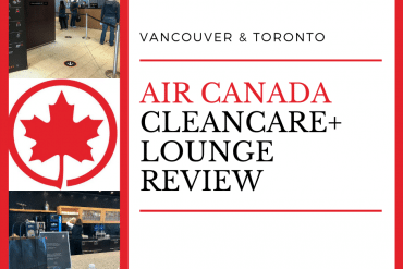 CleanCare+: How Air Canada is Navigating Opening its Lounges During the Pandemic.