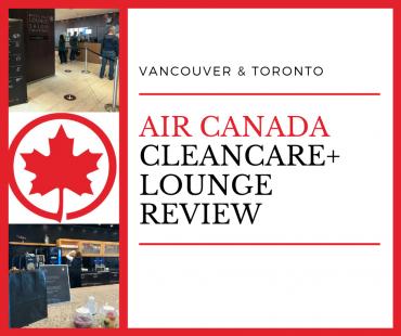 Air Canada CleanCare+