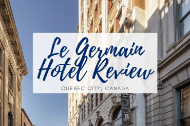 Le Germain Québec Hotel Review – Hidden Comfort in Old Quebec