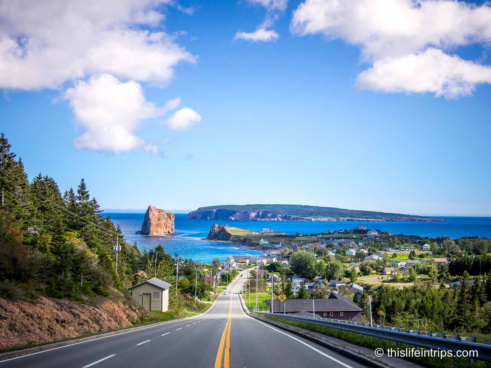 A Gaspé Road Trip – What to See, Do, Eat and Drink