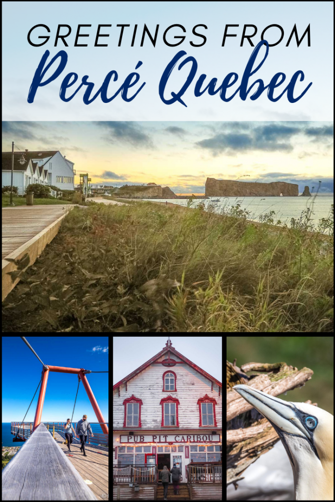 Visiting Percé Quebec - The Highlight of the Gaspé Peninsula