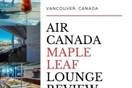 Vancouver Maple Lead Lounge
