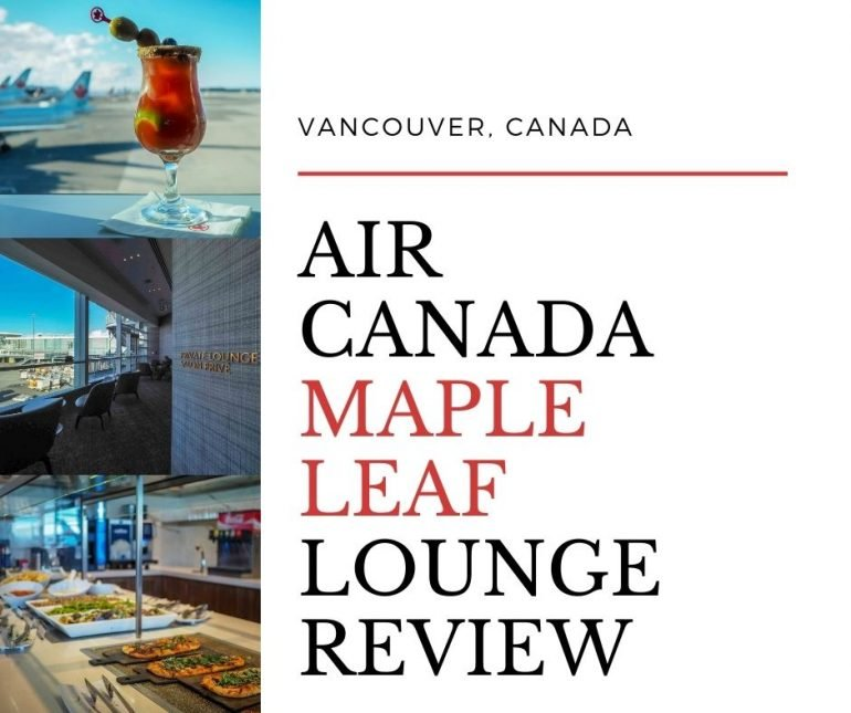 Vancouver Maple Lead Lounge