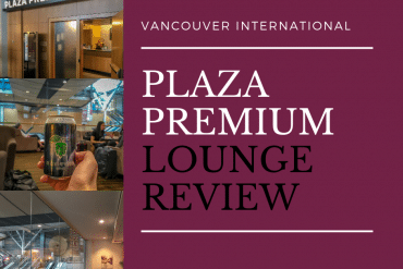 YVR Plaza Premium Lounge Review