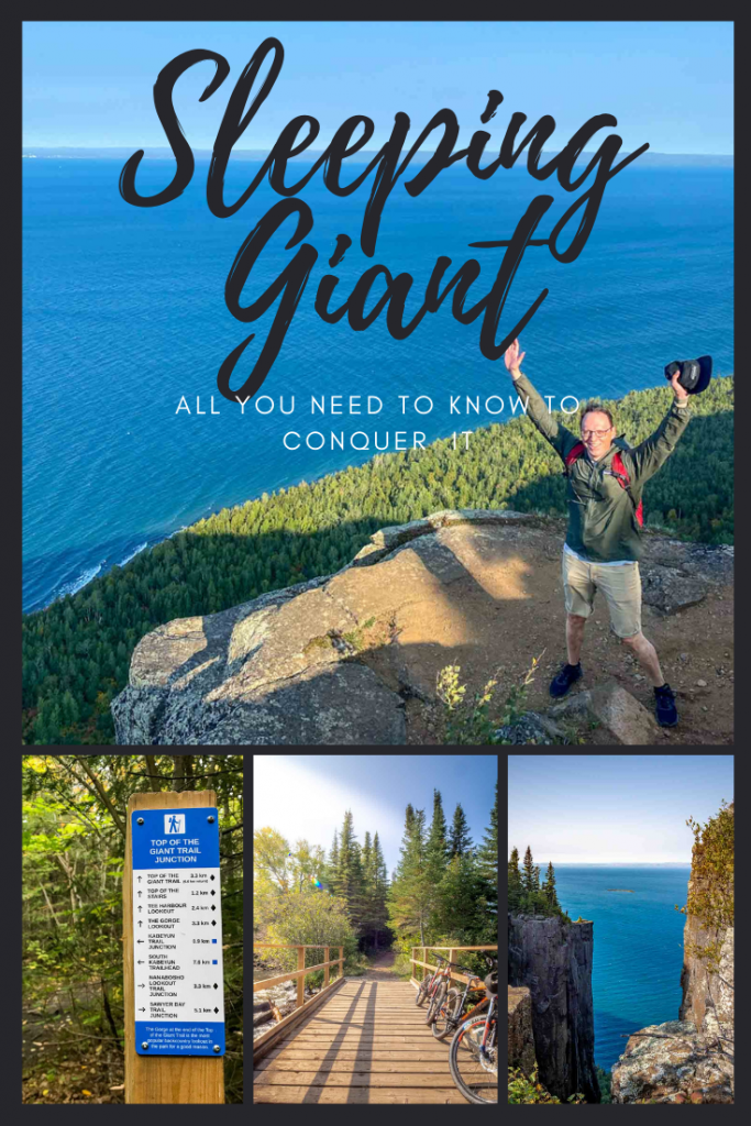 Hiking the Sleeping Giant – Northern Ontario's Most Rewarding Climb