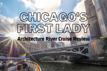 Chicago's First Lady Architecture River Cruise Review