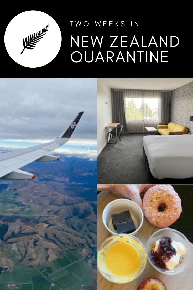 Two Weeks in New Zealand Quarantine
