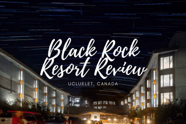 Black Rock Resort Review, Ucluelet BC – About as West Coast As You Can Get